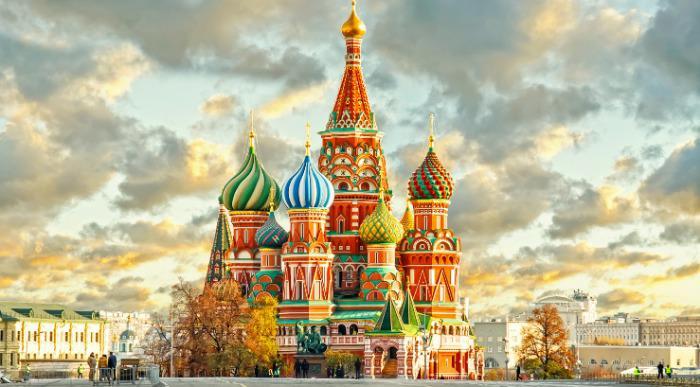 Rusija-Moskva-Cerkev Vasilija Blaženega 2