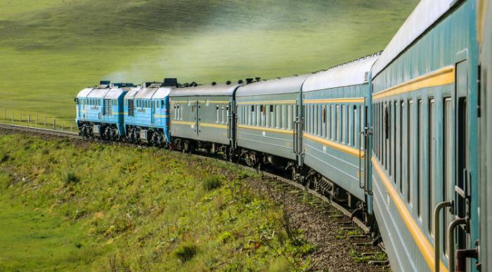 Rusija-Transsibirska-Vlak