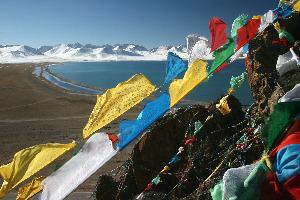 Tibet - molilne zastavice