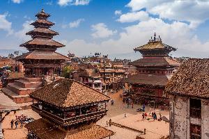 Nepal - Katmandu -Bhaktapur