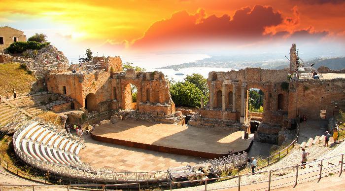 Sicilija-Taormina