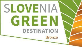 sLOVEnia green destination-bromze