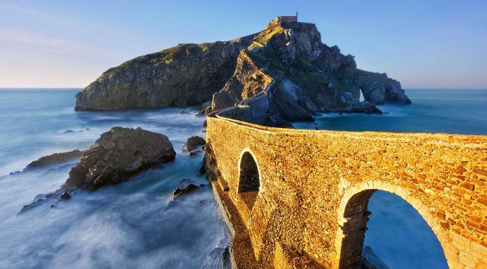 Španija-Baskija-San Juan de Gaztelugatxe