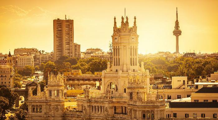 Spanija-Madrid-razgled