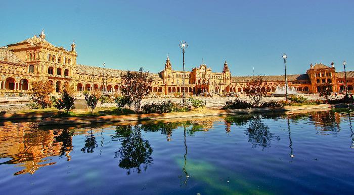 španija-Sevilla-plaza Espana