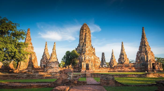 Tajska-Ayutthaya