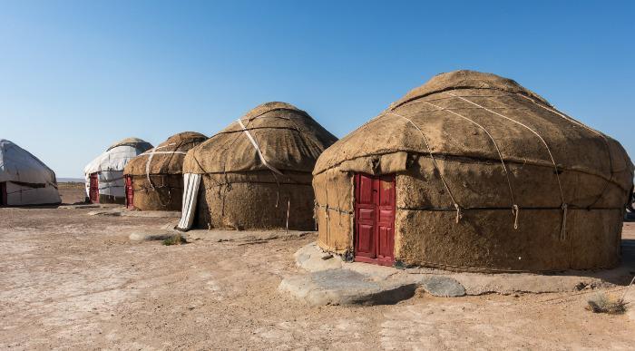 Uzbekistan-jurte