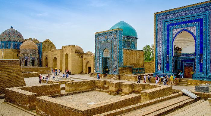Uzbekistan-Samarkand (Unesco)