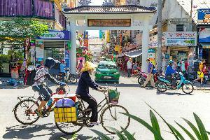 Vietnam-Saigon