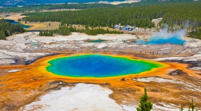 ZDA-Yellowstone NP