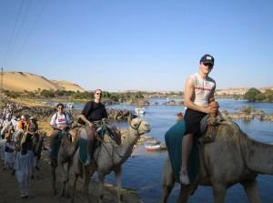 Ježa s kamelami