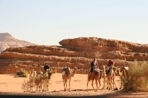 Jordanija in Sinaj