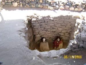 Pokopališče v Chauchilli