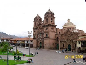 Katedrala v Cuscu