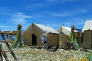 Otoki Uros Titicaca