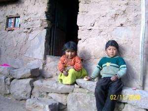 Otroci iz Taquile