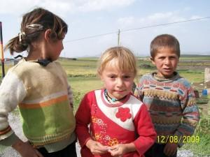 Kurdski otroci