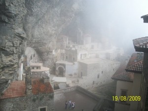 sumela-samostan