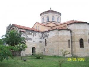 Sv.sofija v Trabzonu