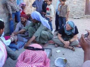 Beduinsko sklepanje poroke