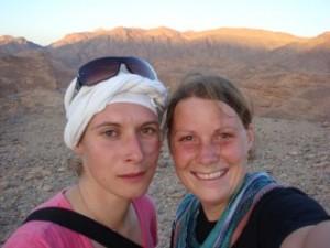 Nina in Marijana