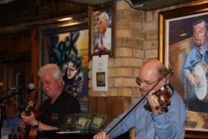 Domača irska glasba