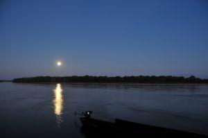 Noc nad Amazonijo