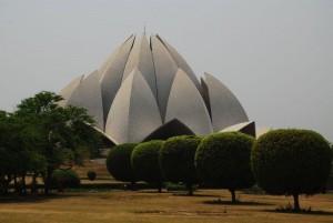 Indija-Delhi-lotusov tempelj (14)