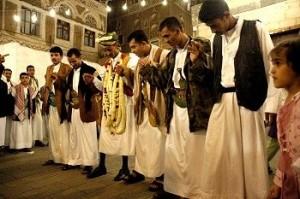 Jemen-moški del poroke