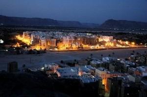 Jemen-v soju luči