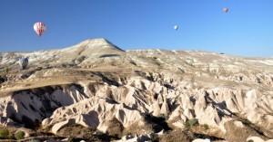 Z baloni nad Kapadokijo