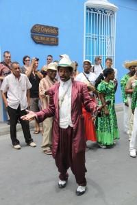 Benny-legenda kubanske glasbe
