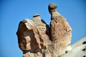 Turčija-Kapadokija-kamelja dolina