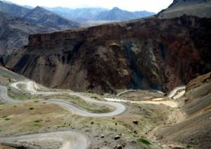 Iindija-Ladakh-poti