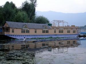 Indija-Kasmir-Dal lake