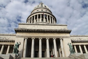 Kuba-Kapitol-Havana