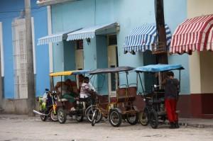 Kubanski bici-taksiji