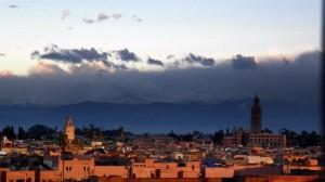 Maroko–Marakeš–Kotubia-Senad-Osmanaj
