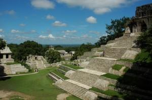 03-Mehika-Gvatemala-Belize; Palenque