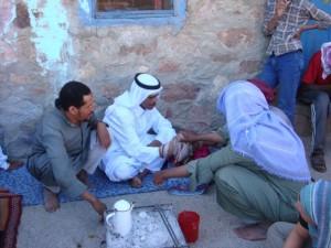 Egipt-Beduinska poroka