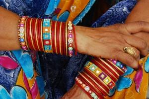 Indija dekleta okraski (3)