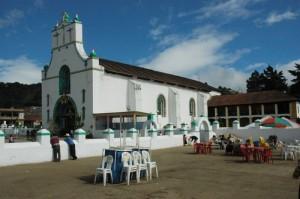 Cerkev Svetega Janeza Krstnika v Chamuli