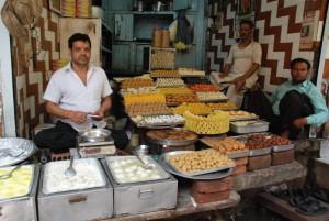 Indija prodajalci