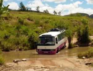 Ni ovir za naš roza mini bus