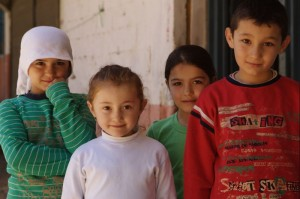 Turcija-otroci
