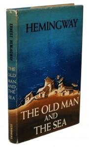 Starec in morje