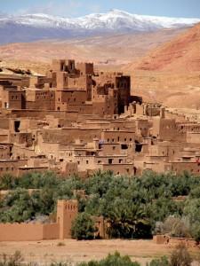 Maroko – Ait Ben Haddou – Filmsko mesto tradicionlane karavanske oaze 225x300 - Oskarjeve nagajivščine
