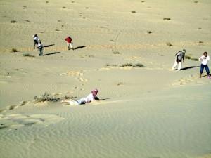 Igra v pesku