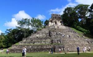 Palenque 300x184 - Po majevskih stopinjah skozi Mehiko, Gvatemalo in Belize