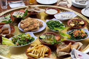 Jordanska hrana